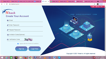 Earn Passive Income with Nhash Cloud Mining Services