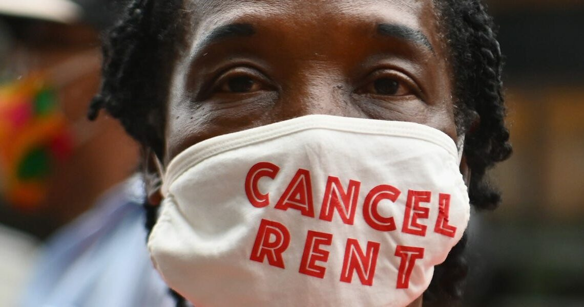 Ending the pandemic can't happen without ending evictions, which needlessly increase infections