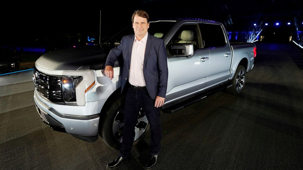 Ford CEO: Electric vehicle demand will transform industry