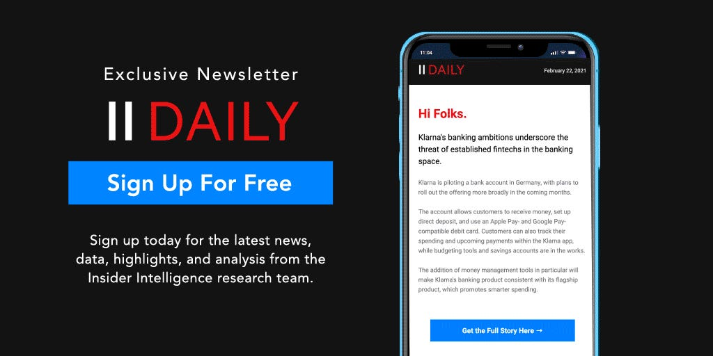 Get the latest news, data, highlights, and analysis from the Insider Intelligence research team – FREE