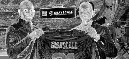 Grayscale Enters NFL Becoming New York Giants Sponsor