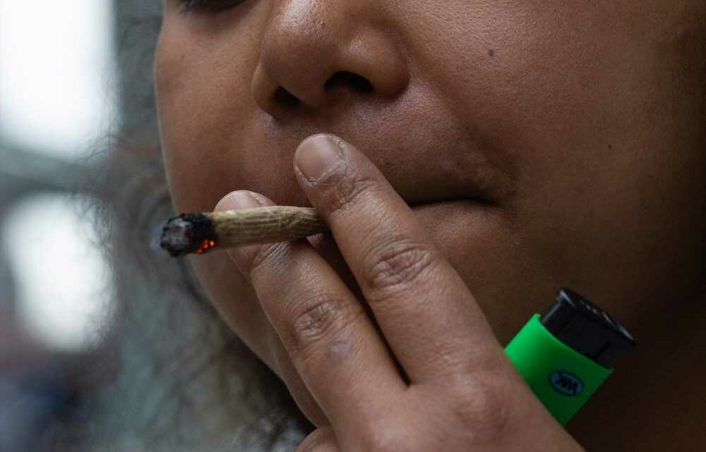 Health chief warns of kid pot dangers as NY readies for legal weed