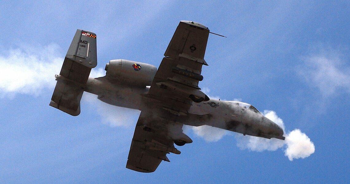 Here's how the A-10 Warthog's legendary Avenger Gatling gun really works