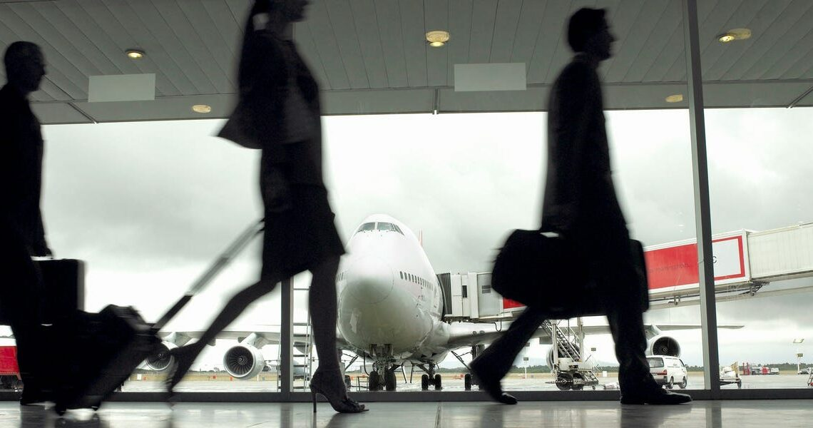 I earned over 1 million airline miles and hotel points while traveling for work by using 9 strategies to maximize rewards