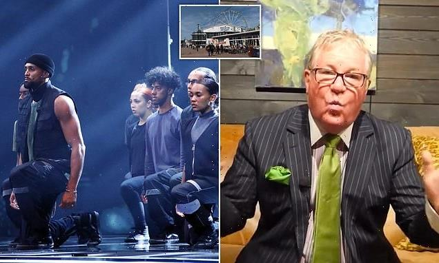 Jim Davidson says seafront theatre bosses have banned him