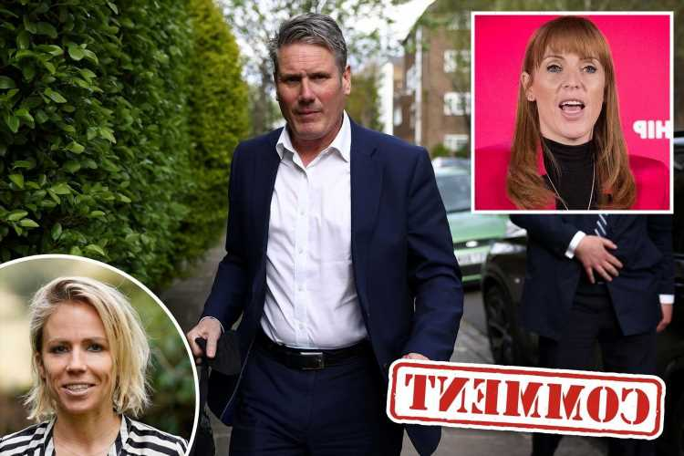Keir Starmer, wake up! The Labour Party has a woman problem