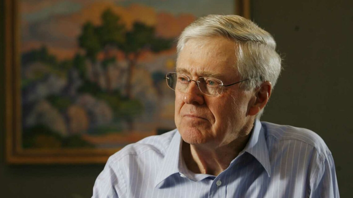 Koch network hasn't yet engaged much with White House after pledge to seek cooperation