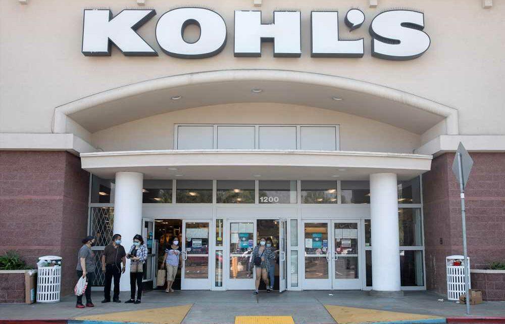 Kohl's spooks investors despite raised financial outlook