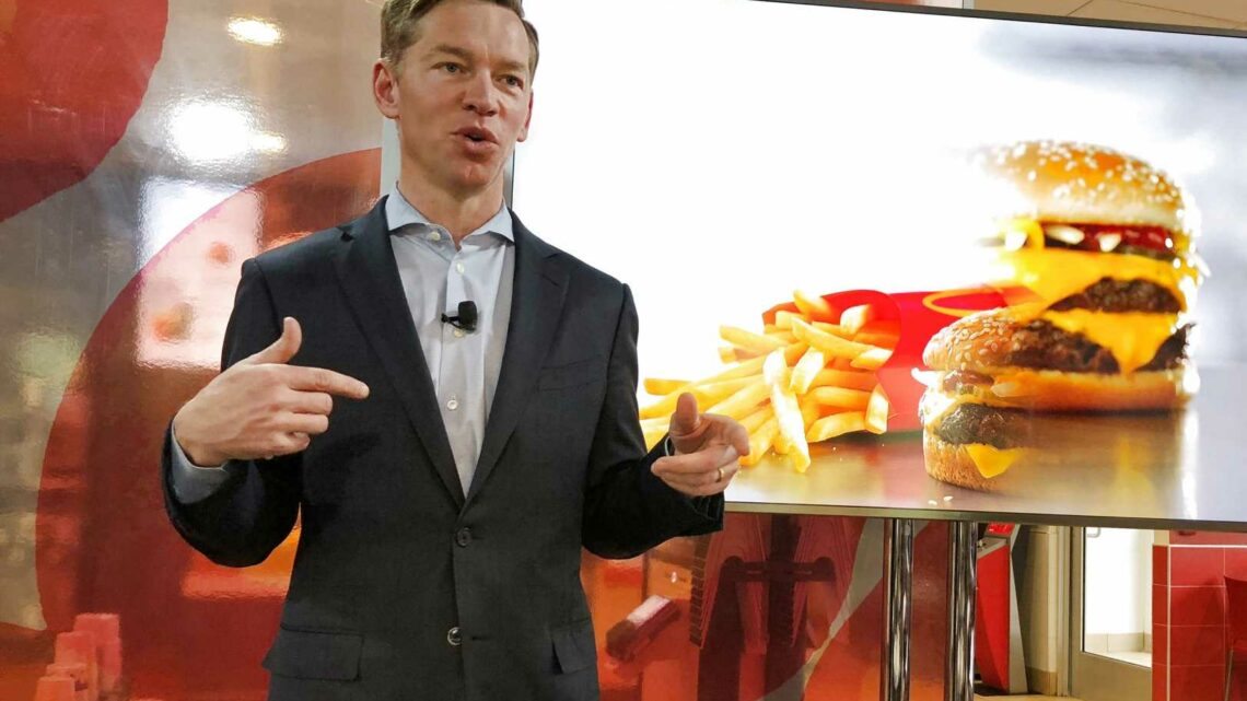 McDonald's board faces shareholder pushback over its handling of CEO ouster