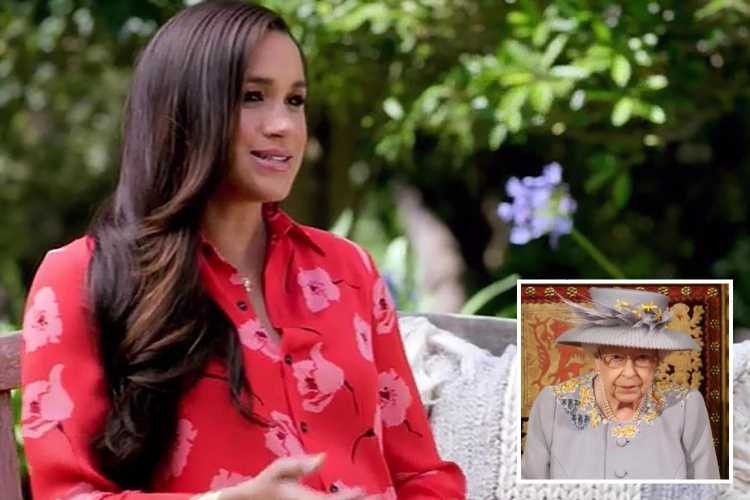Meghan Markle and Prince Harry's baby will be 'unifier' for royals but Queen will have to meet her on Zoom, expert says