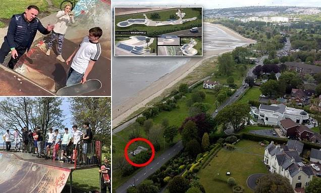 Millionaires' row faces constant beeping over objection to skate park