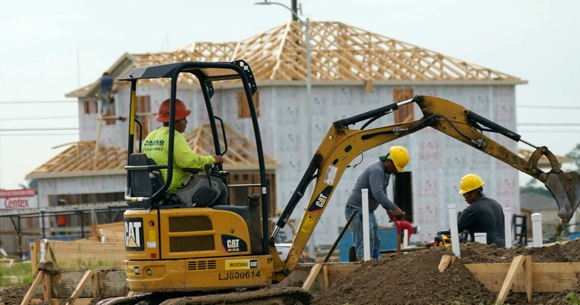 More houses will get built soon, Fannie Mae says —but maybe not as much as the market needs