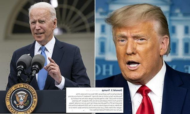 New poll says 67% of GOP voters think Biden's win was illegitimate
