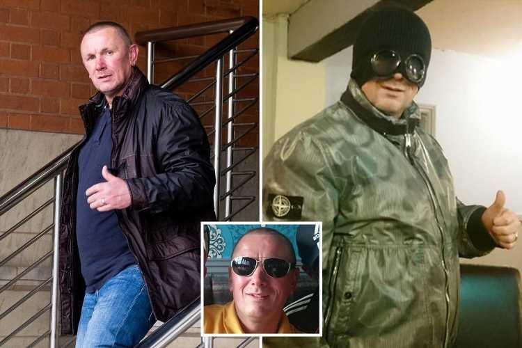 Nightmare neighbour 'Dave the Drain' terrorised cul-de-sac threatening to kill dogs & branding resident a paedo