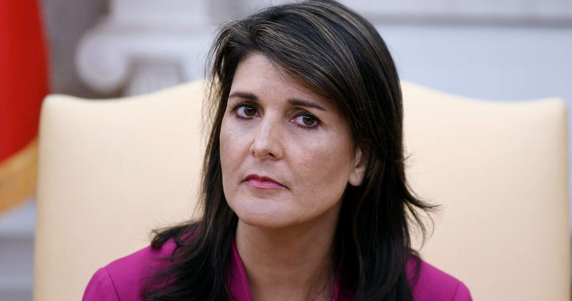 Nikki Haley called VP Kamala Harris 'unprofessional and unfit' for telling people to 'enjoy the long weekend'