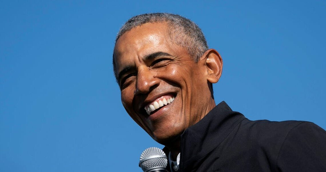 Obama jokes he was told there's no secret government alien lab but said video of UFOs is real