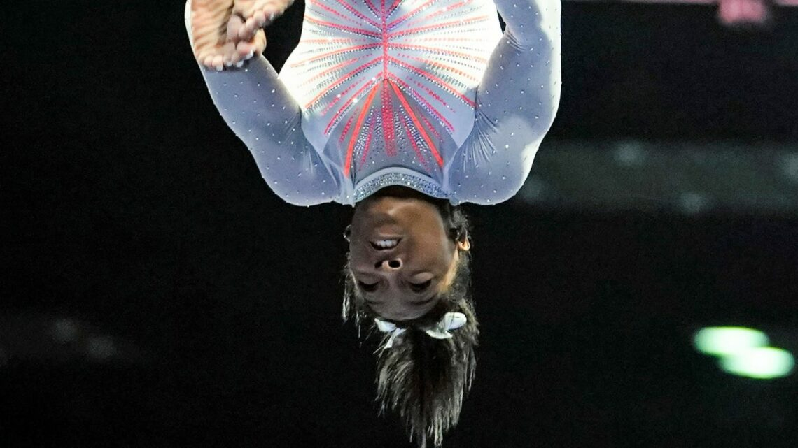 Opinion: What does it take to impress Simone Biles? Not her own accomplishments