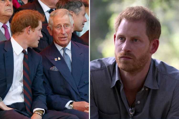 Prince Harry praised Charles for 'making sure we were protected' years before bashing dad in bombshell interviews