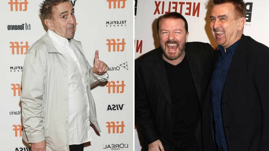 Ricky Gervais is 'appalled' as After Life producer Charlie Hanson is accused of 'sexual abuse' & preying on young women