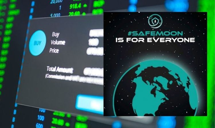 SafeMoon price: Crypto value up 6% after meteoric rise – should you buy SafeMoon coins?