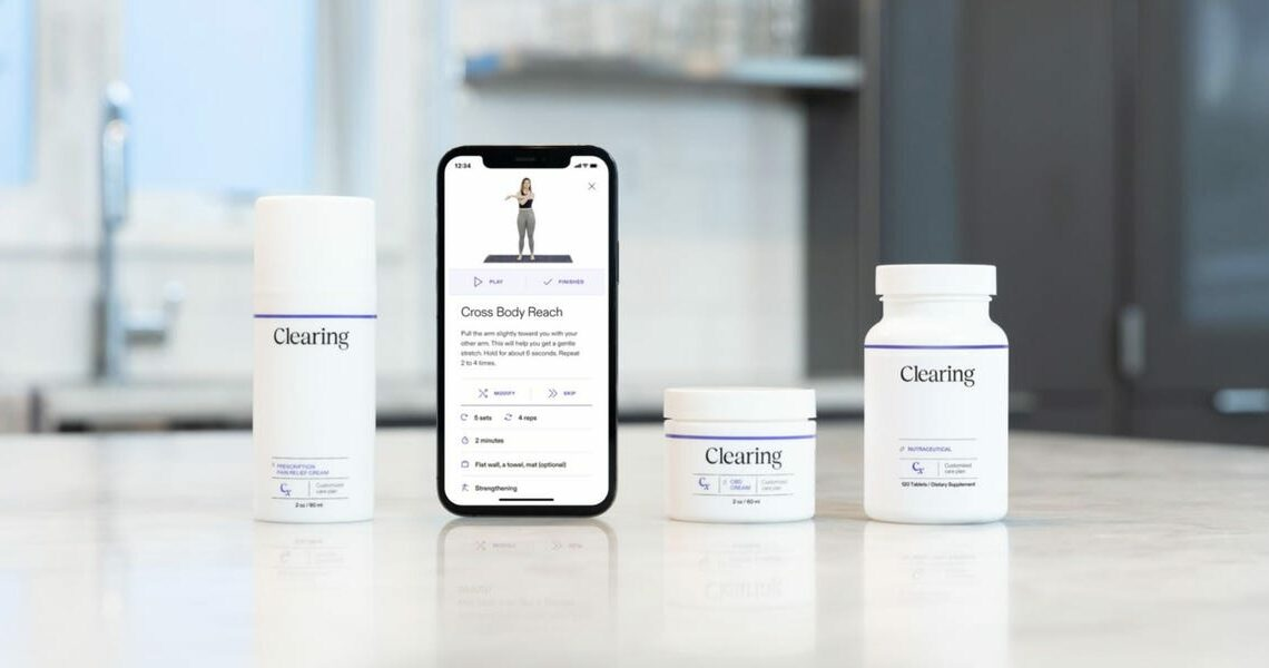 See the presentation a serial entrepreneur used to raise $20 million from Bessemer and Founders Fund for his solution for Americans living with chronic pain