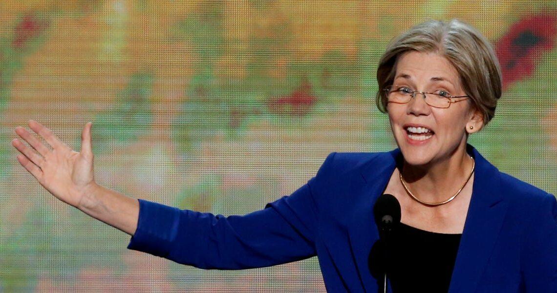 Sen. Elizabeth Warren wants to ban members of Congress from ever trading individual stocks again