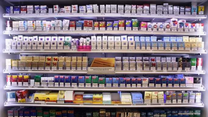 States With the Highest and Lowest Cigarette Taxes