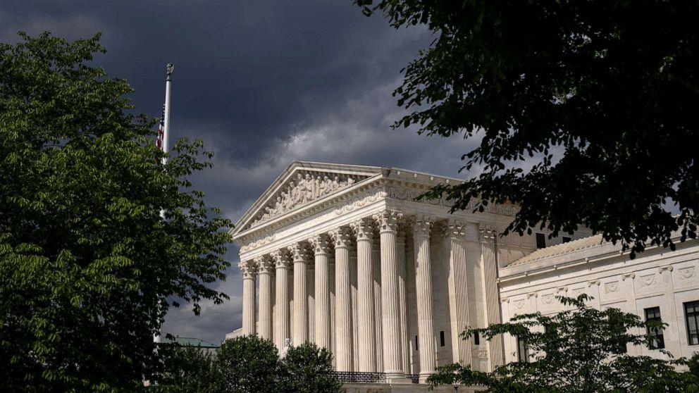 Supreme Court could cut into Biden agenda: The Note