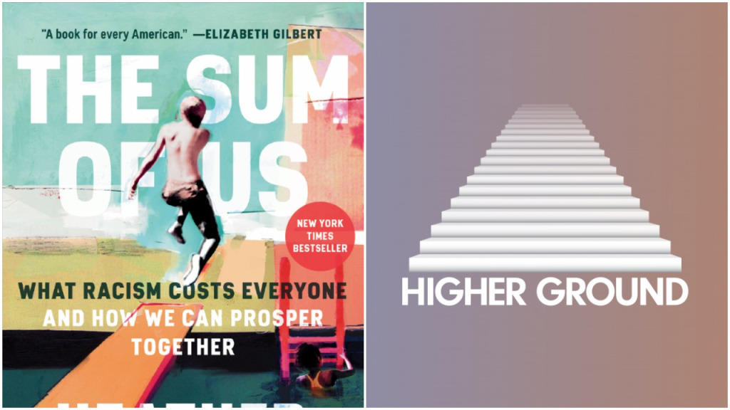 The Obama's Higher Ground Adapting Heather McGhee's 'The Sum of Us' As Spotify Podcast Series