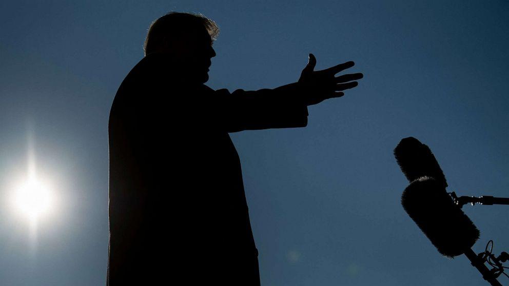 Trump's sway still matters bigly for Biden agenda: The Note