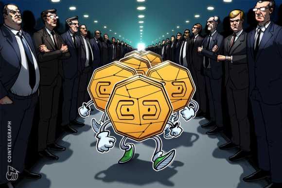 US regulators must collaborate on 'regulatory perimeter' for crypto: OCC head