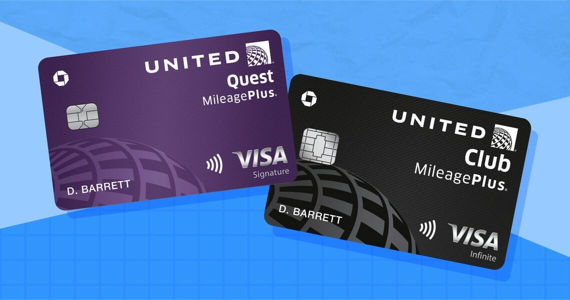 United Quest vs United Club Infinite: How to decide which premium Chase United credit card is best for you