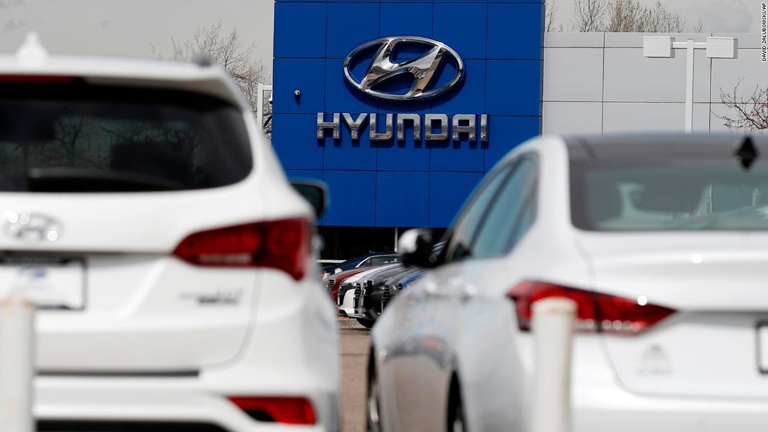 Watch Hyundai's concept car walk on four legs