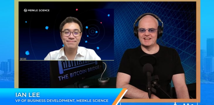 What do regulators have planned for blockchain developers? The Bitcoin Bridge talks to Ian Lee of Merkle Science