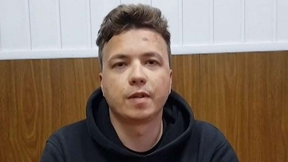 Who is Roman Protasevich, the blogger seized by Belarus?