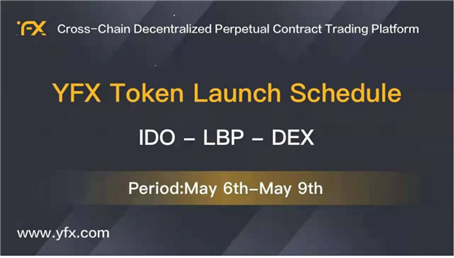 YFX DEX Governance Token Launches May 6th, 2021