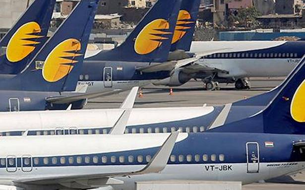 'Jet's winning bidder cannot claim airline's original slots'