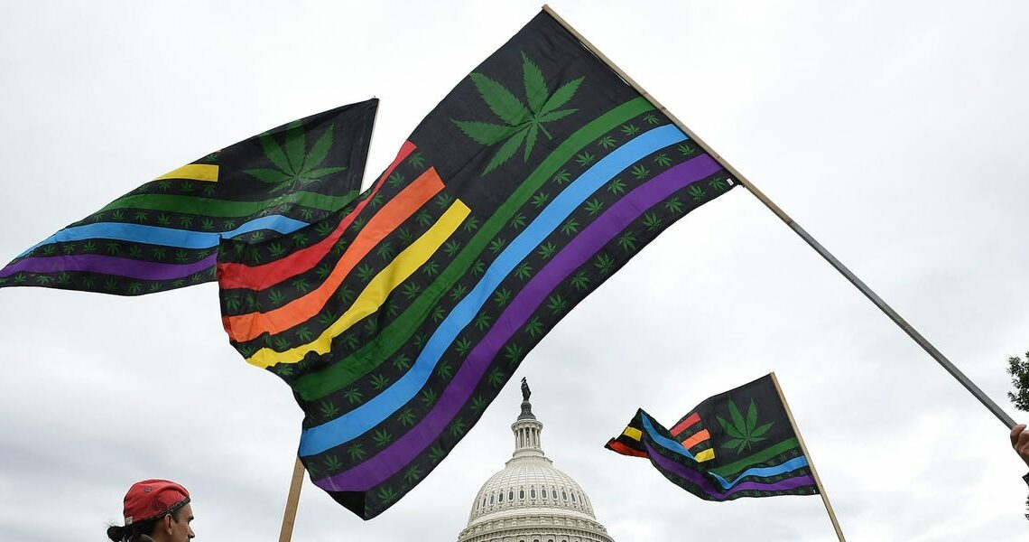 Amazon says it's 'actively supporting' federal marijuana legalization