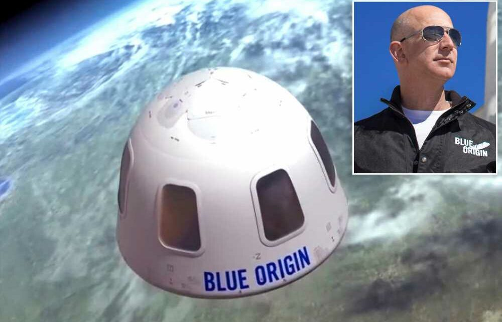 Bidding for Blue Origin seat to space hits $3.5M after Jeff Bezos announcement