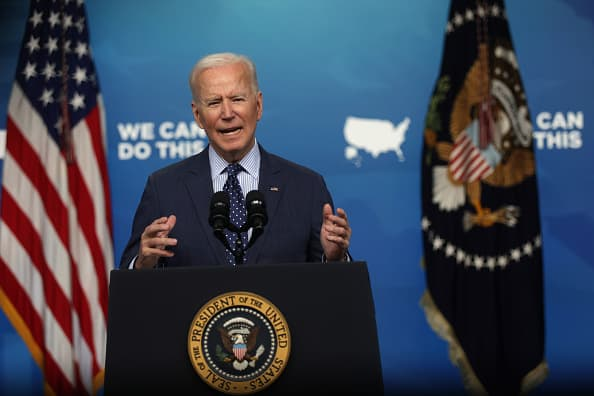 Biden administration to say it won't likely hit Fourth of July vaccination goals