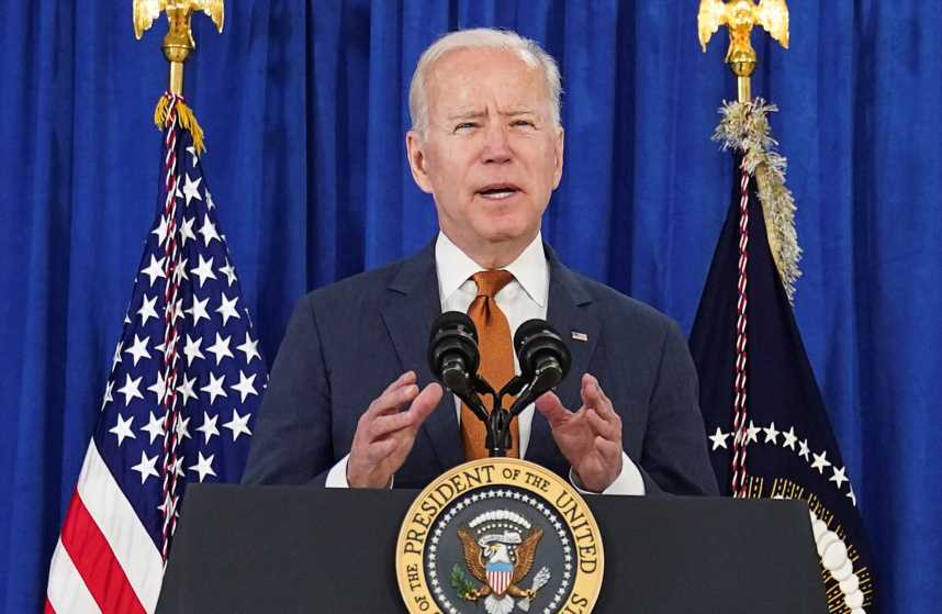 Biden responds to the May jobs report: 'Our plan is working'
