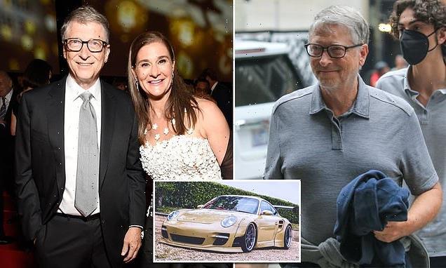 Bill Gates 'disappeared from work in a Porsche to meet women'