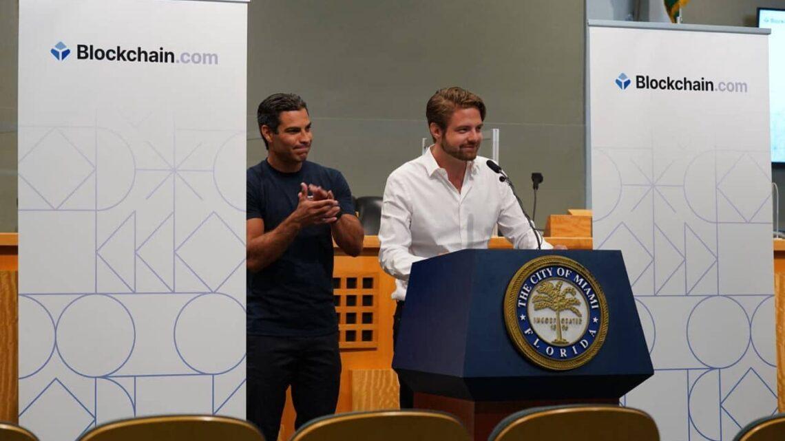 Blockchain.com Plans to Move Its US HQ to Miami