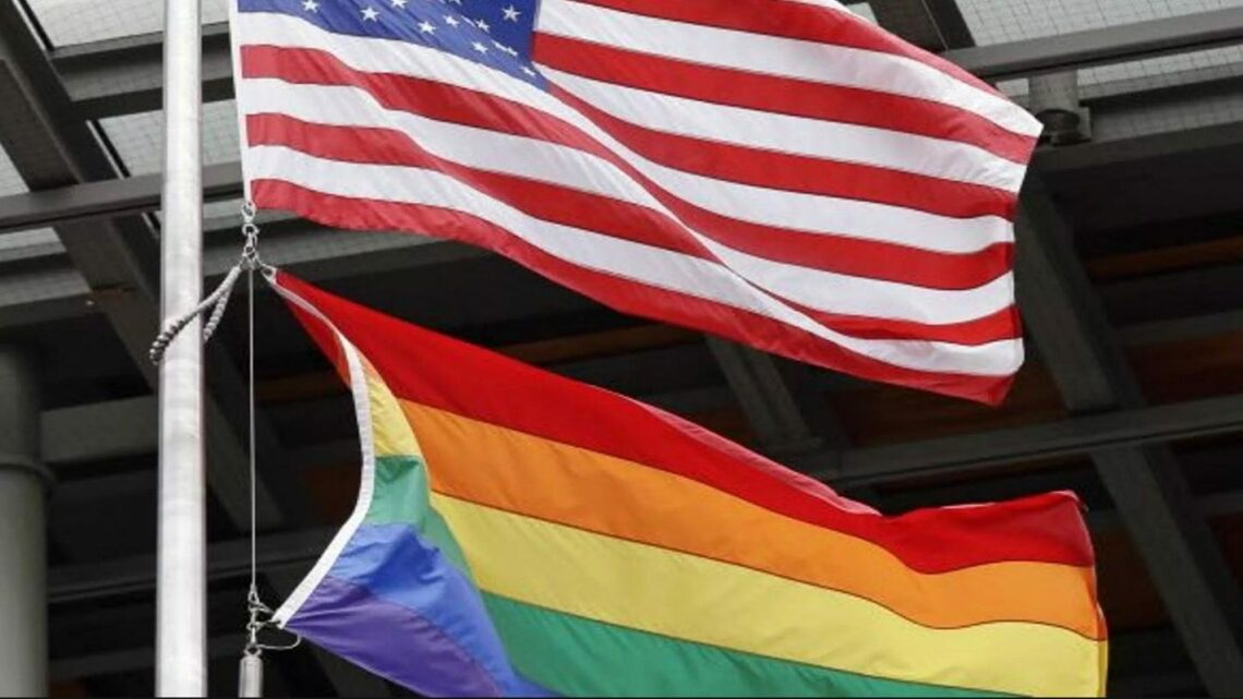 Boaters flying pride flags say they were harassed. Then, the boat coming at them 'literally blew up'