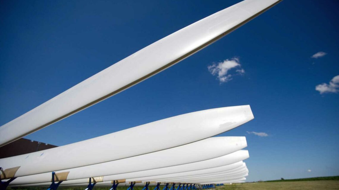 Cement giant LafargeHolcim is teaming up with GE's renewables unit on wind turbine recycling
