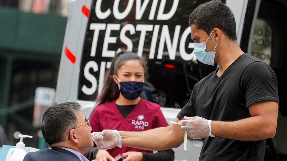 Daily U.S. Covid case counts remain below 20,000 as country averages 1.1 million vaccine shots per day