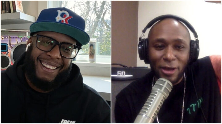 Dave Chappelle's Pilot Boy Prods Boards 'People's Party With Talib Kweli' As Podcast Moves To Luminary
