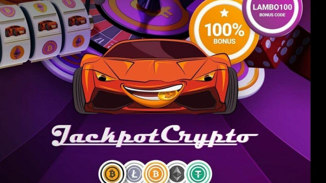 Double Your Crypto with 100% Bonus at JackpotCrypto Casino