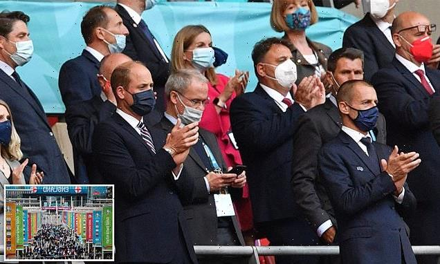 Euro 2020 football VIPs 'to be allowed to visit UK without quarantine'