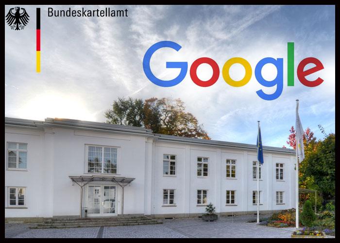 German Anti-trust Watchdog Initiates Proceedings Against Google Over Data Usage